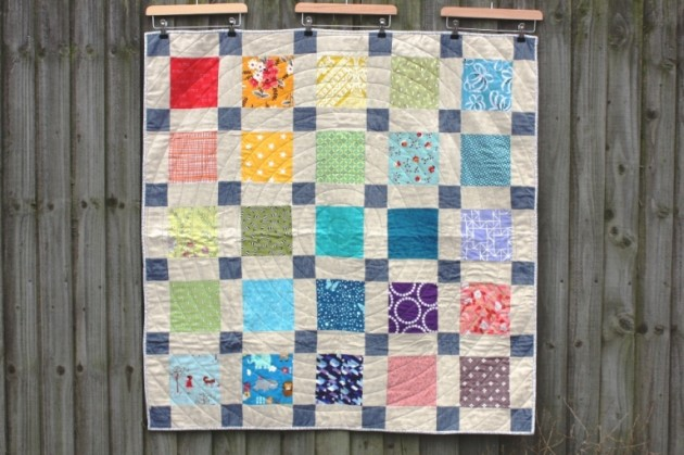 Sarah's Paintbox Quilt