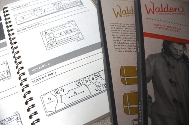 Walden packaging