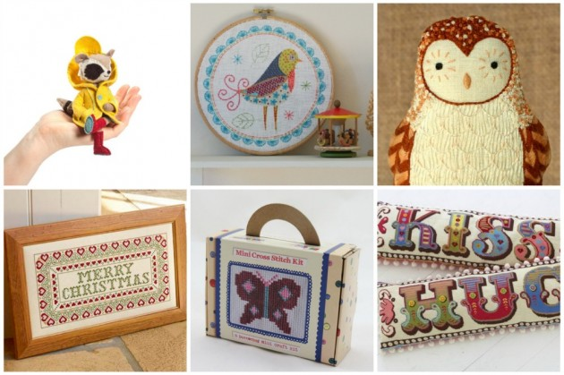 Christmas Gifts for Stitchers