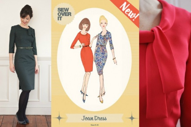Sew Over It Joan Dress and Ultimate Pencil Skirt