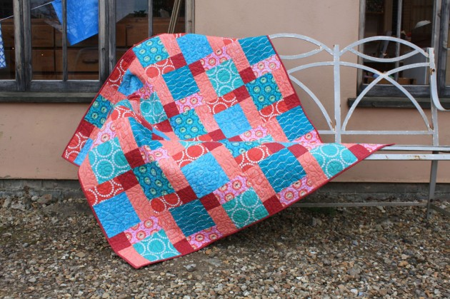 Charity Auction: Bid For This Quilt