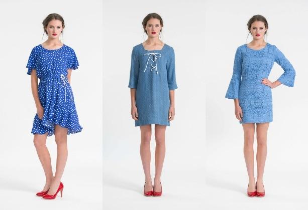 Papercut Patterns Dresses and Tunic
