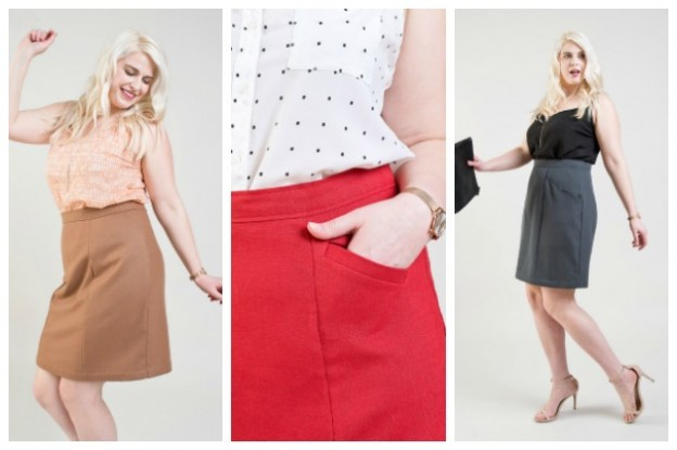 Colette Patterns: New Selene Skirt