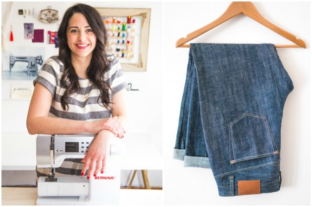 Closet Case Patterns Designer and Founder Heather Lou