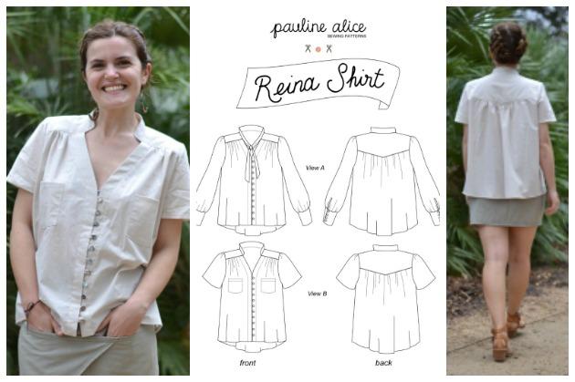 Pauline Alice Reina Shirt