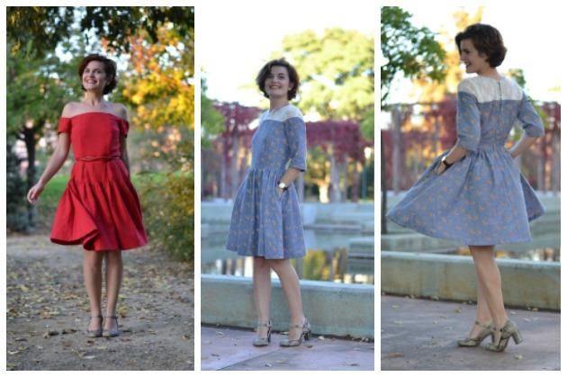 Pauline Alice Seda Dress