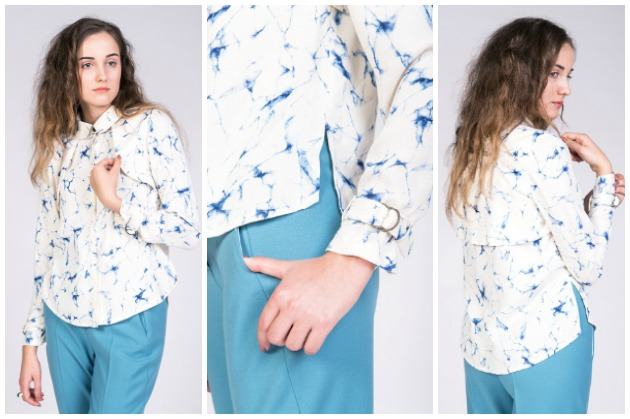 Named Clothing Helmi Blouse Pattern