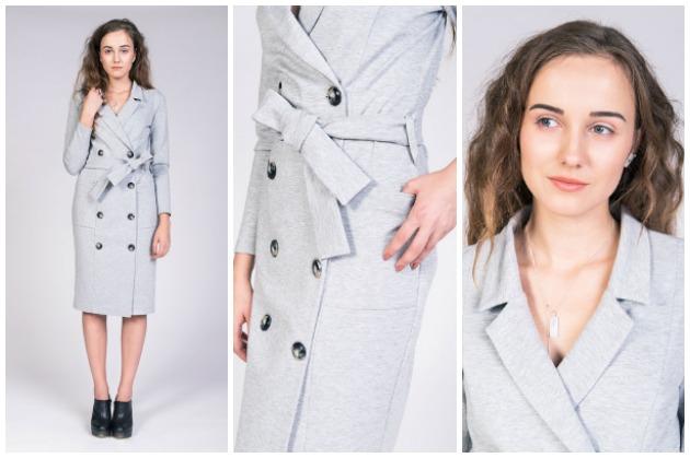 Named Clothing Pilvi Coat Dress