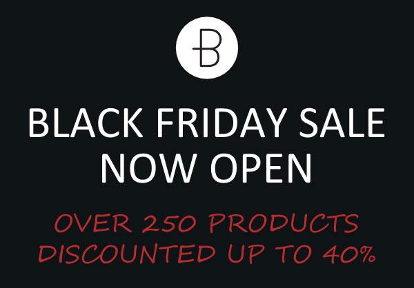 Black Friday / Massive Clearance Sale