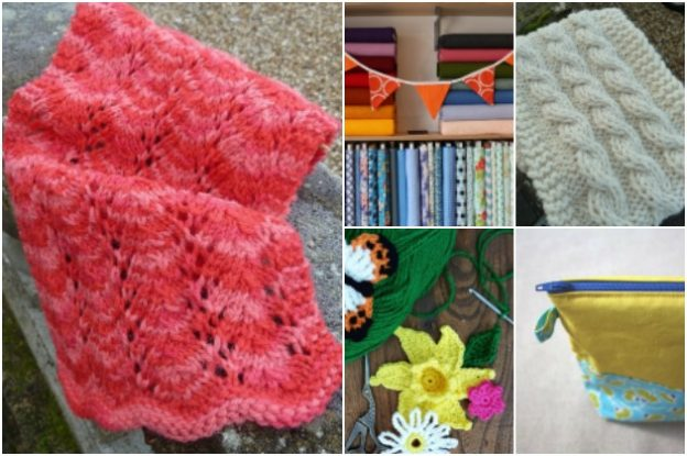 Backstitch Workshops: New Sewing, Knitting & Crochet Classes
