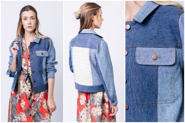 Named Clothing Playground Colection: Maisa Denim Jacket
