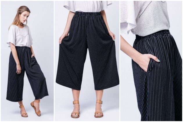 Named Clothing Sewing Patterns Ninni Culottes