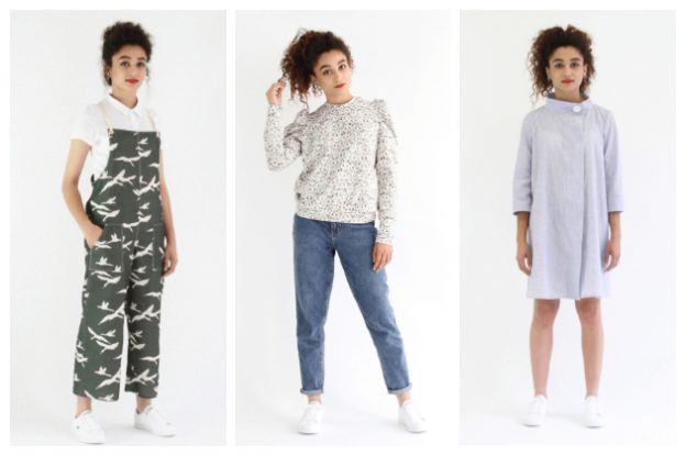 I AM Wild Sewing Pattern Collection
