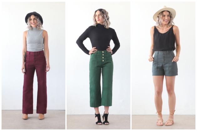 True Bias Lander Pants & Shorts