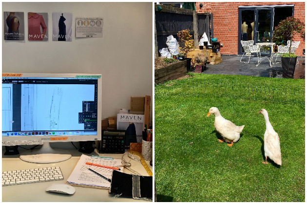 Maven workspace and ducks