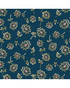 Dandelion: Dusk | Super Bloom | Edyta Sitar | Quilting Fabric | Backstitch