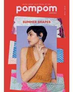 Pom Pom Quarterly: Issue 33: Summer 2020 | Knitting Patterns & Books | Backstitch