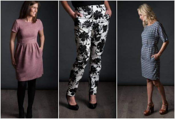 Introducing The Avid Seamstress Patterns!