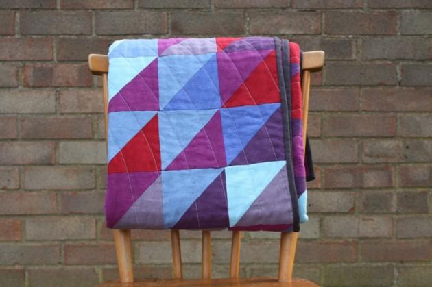 A Linen Quilt