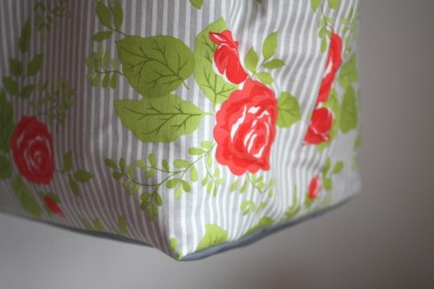 Simple Boxy Shopping Bag: Base