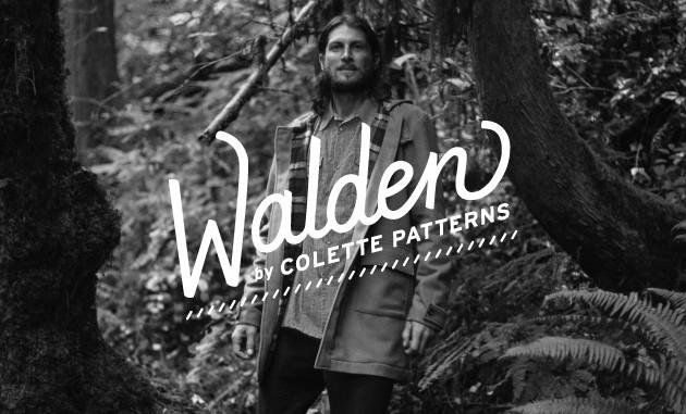 Colette Patterns Introduce Menswear Brand 'Walden'