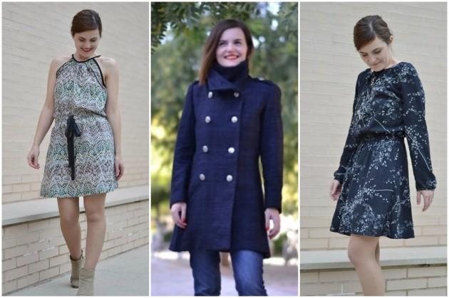 Pauline Alice - Quart Coat & Eliana Dress