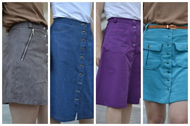 New Pattern: Pauline Alice Rosari Skirt
