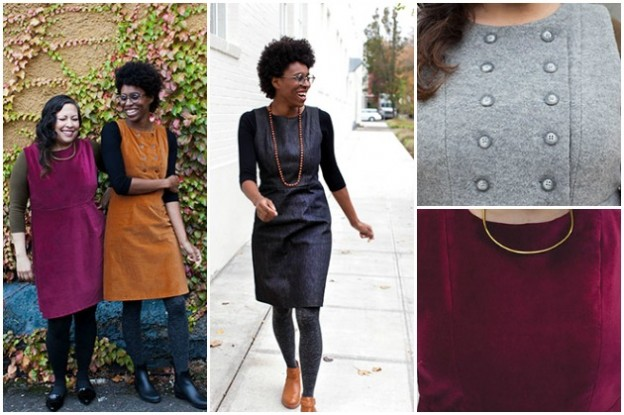 Introducing the new Colette pattern: Phoebe