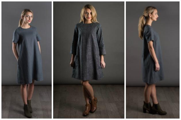 The Avid Seamstress Raglan Dress (Adult) sewing pattern
