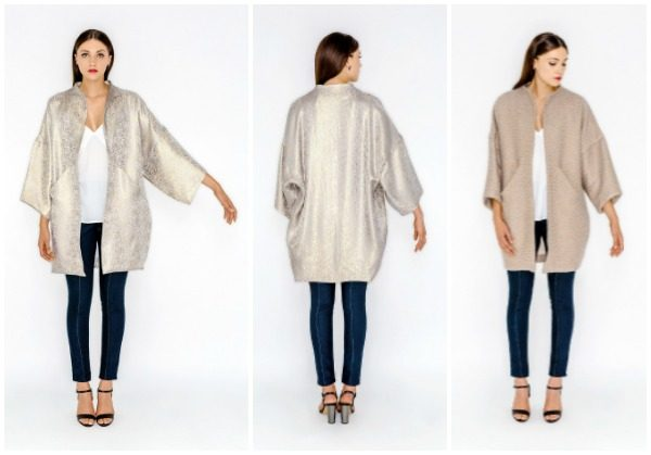Papercut Sapporo Coat sewing pattern