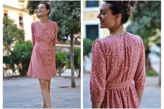 Pauline Alice Lliria Dress View A
