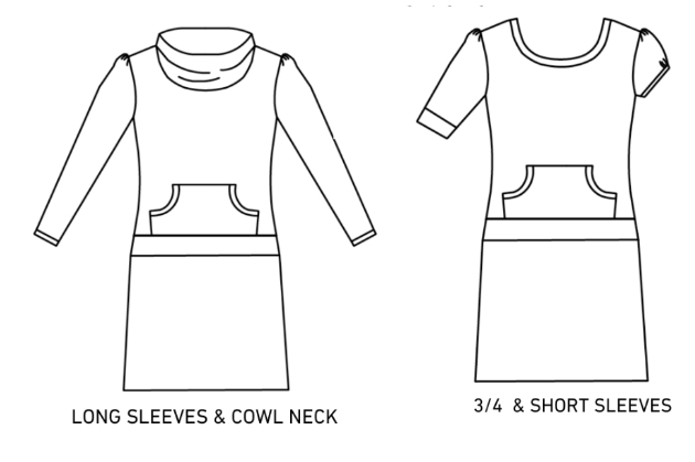 Make It Perfect Skippy Dress Variations