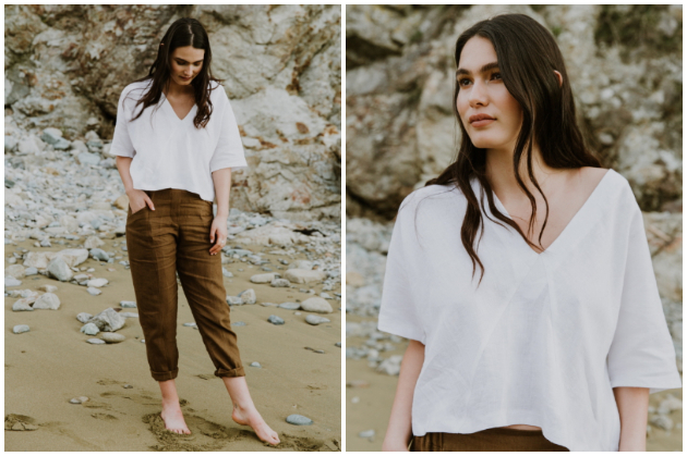 Palisade Pants & Pinnacle Top