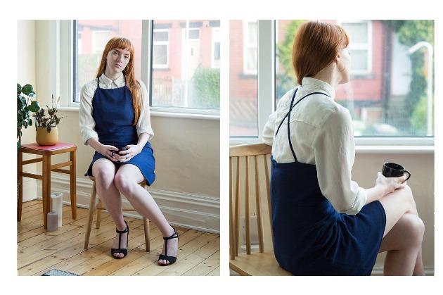 Workshop. Patterns Ellen Dress