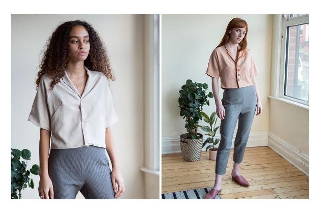 Workshop. Patterns Gemma Shirt