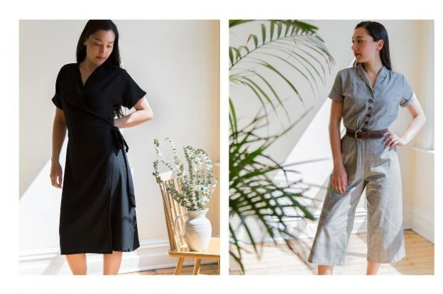 Workshop. Sewing Patterns: New UK Indie Brand At Backstitch
