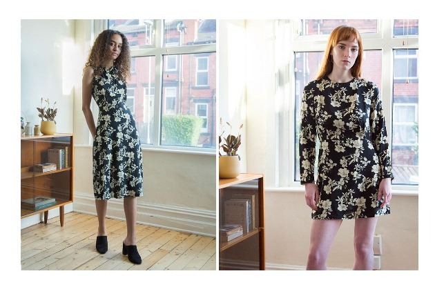 Workshop. Patterns Lucy Dress